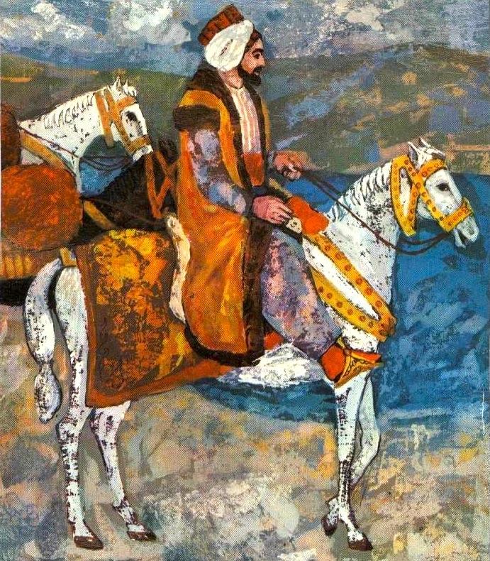 Evliya Çelebi, vlastným menom Mehmed Zilli ben Derviš Mehmed (* 1611 – † 1682) turecký cestovateľ a spisovateľ.
